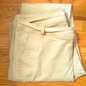 Old navy boot cut pants